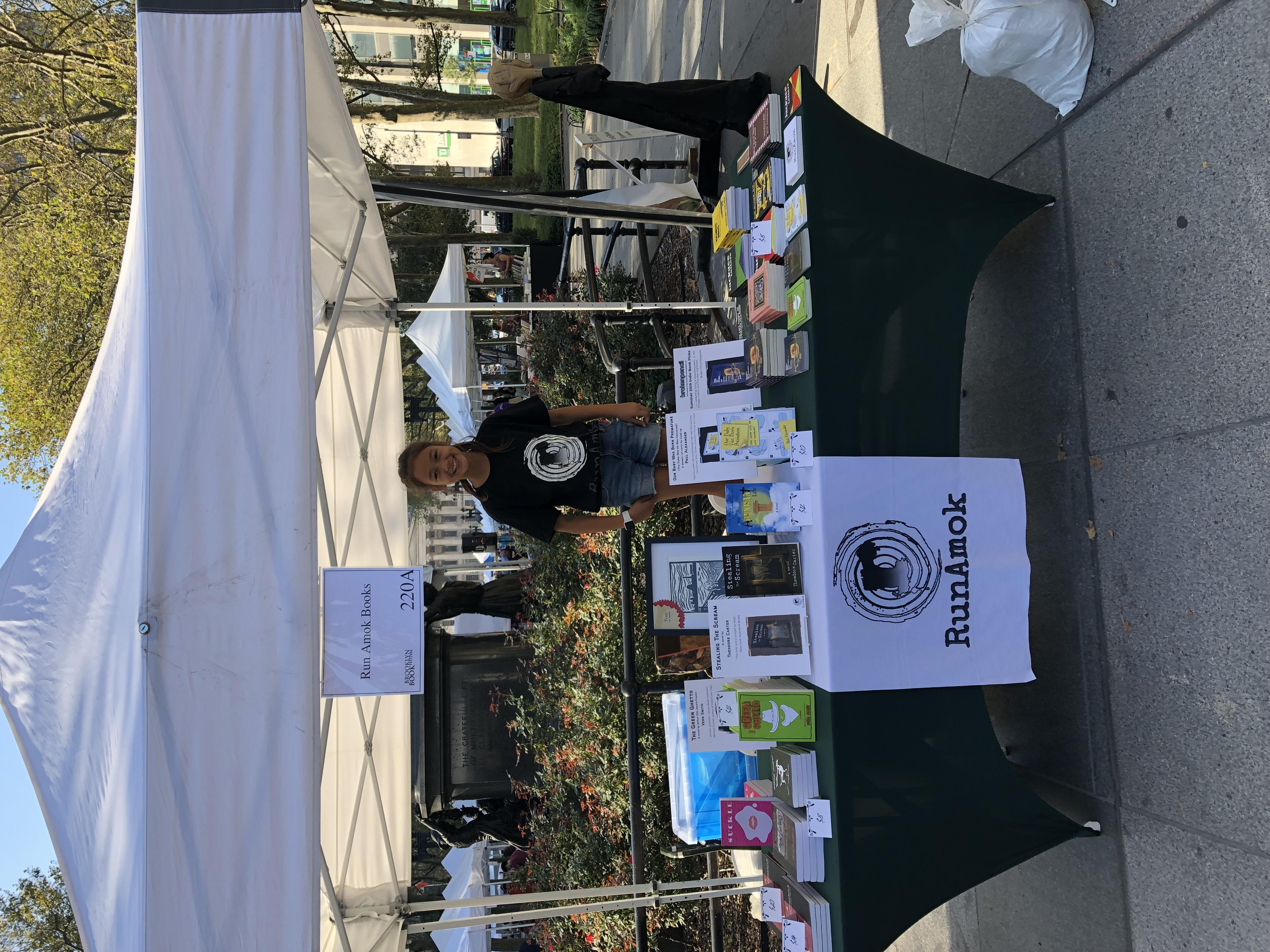 Brooklyn Book Festival 1